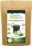 Greens Organic - Organic Chlorella Powder 100gm